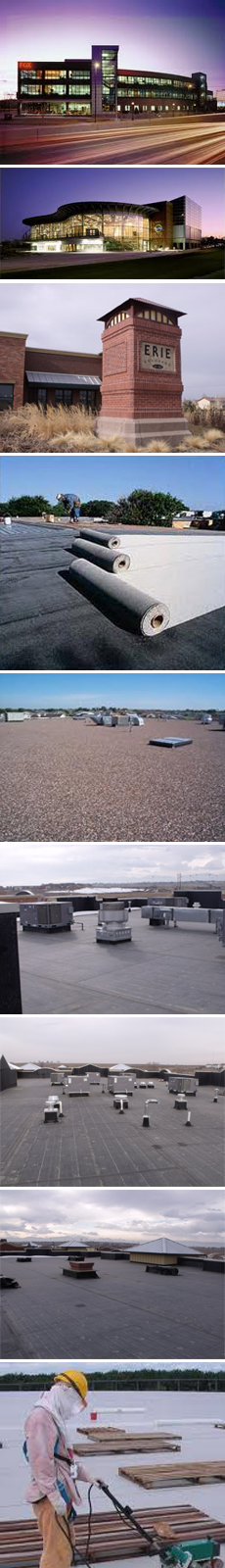 flat roofing denver