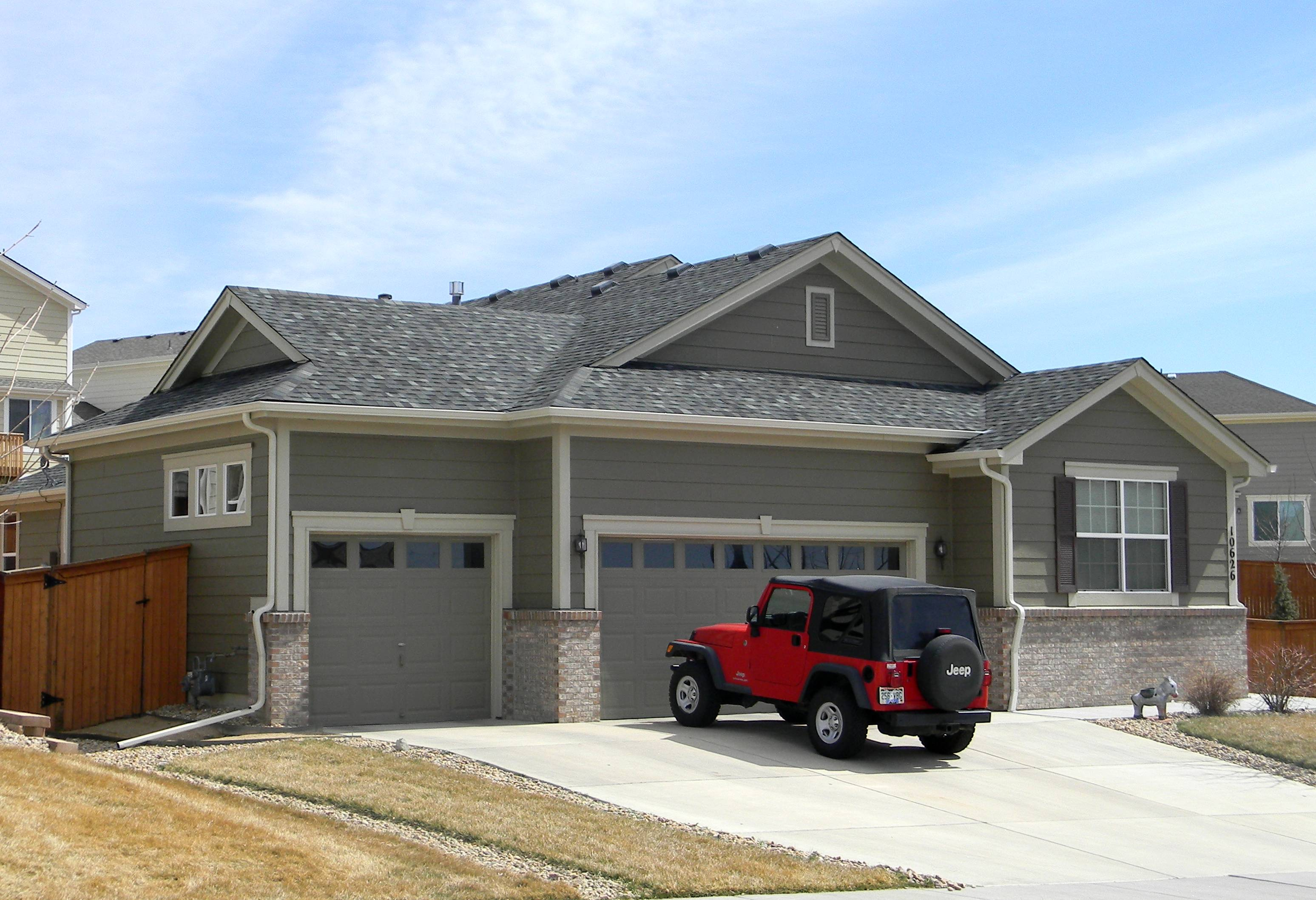 roofing commerce city