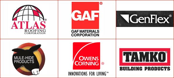 commercial roofing brands denver