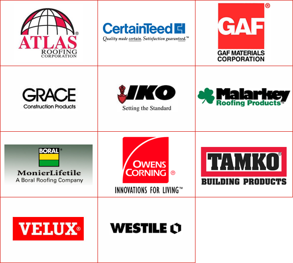 residential roofing brands denver