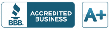 bbb roofing accredited contractors