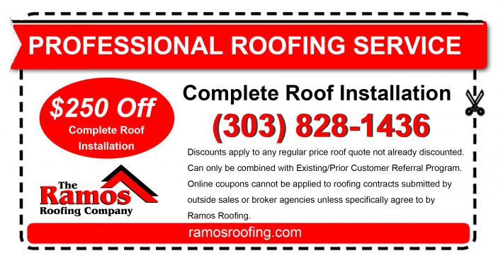 roofing coupon denver